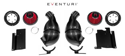 Eventuri Lamborghini Huracan Carbon Fibre Performance Intake System