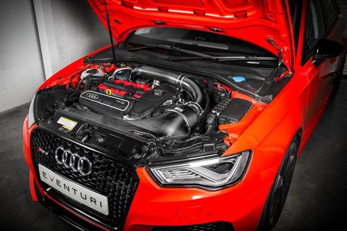 Eventuri Audi RS3 8V (Pre-Facelift) Intake System - Upto 2017