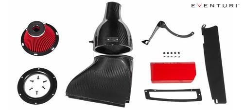 Eventuri Audi/VW/Seat Carbon Intake 2.0 TFSi For 8V S3, Golf MK7 MK7.5 GTI / R & Leon Cupra