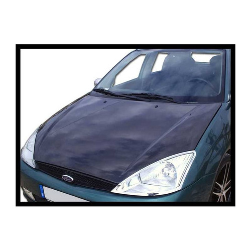 RENNESSIS FORD Focus 1998-2004 Carbon Fibre Bonnet