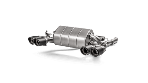 Akrapovic BMW F87 M2 Competition OPF/GPF Titanium Slip-On Line Exhaust
