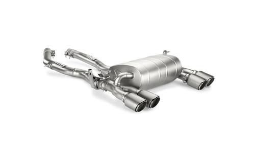 Akrapovic BMW F80 M3 & F82 F83 M4 Titanium Exhaust (Slip-On Line)