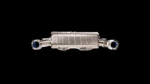 Akrapovic Toyota A90 Supra Titanium Exhaust (Slip-On Line)