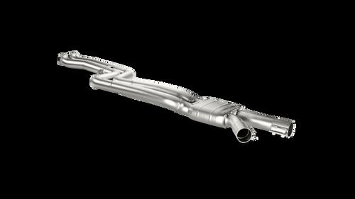 Akrapovic BMW F80 M3 & F82 M4 Evolution Titanium Link Pipe Set