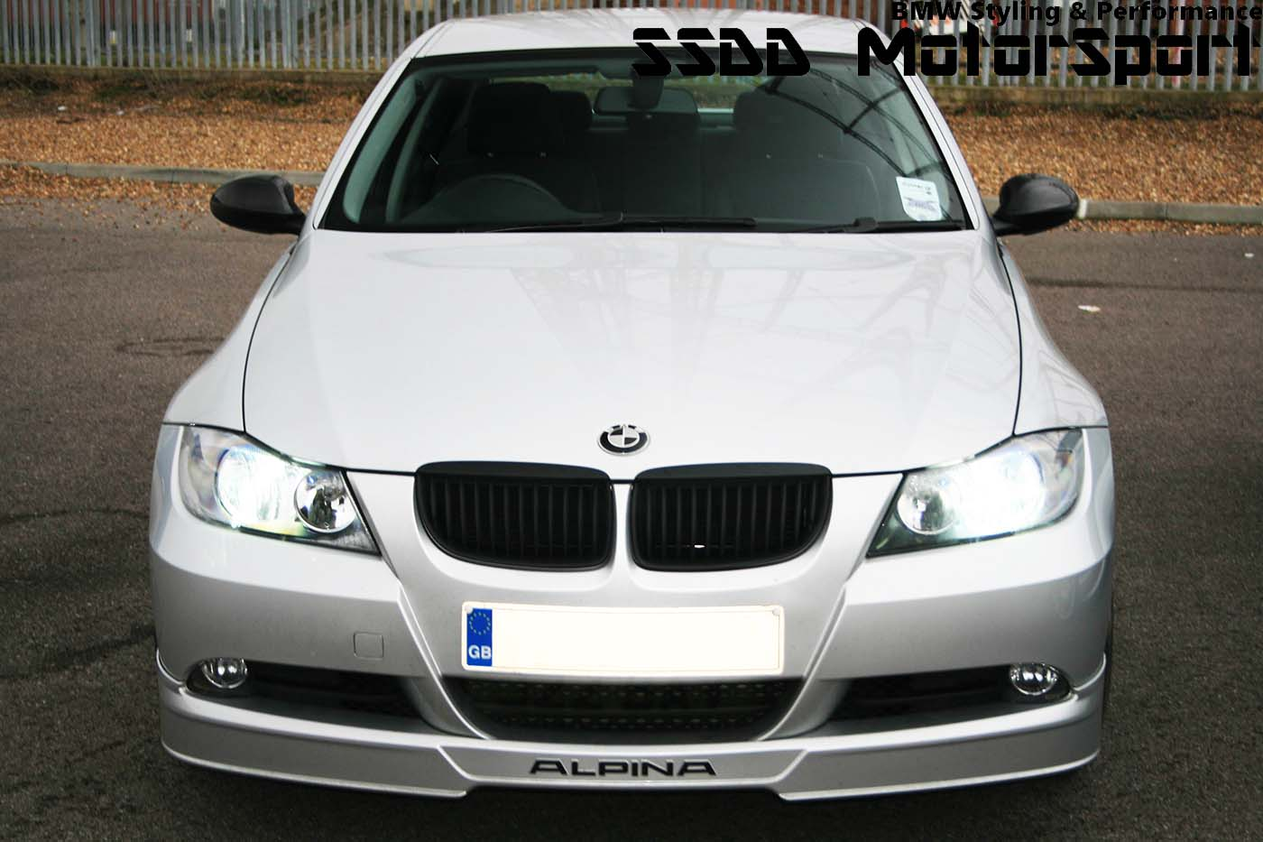 RENNESSIS BMW Xenon HID Kit | Plug and Play Error Free | H1 H4 H7 HB4/9006  D1S D2S