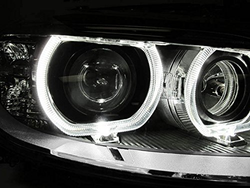 Depo Lhd F30 F31 Xenon Projector Look Angel Eyes Headlights
