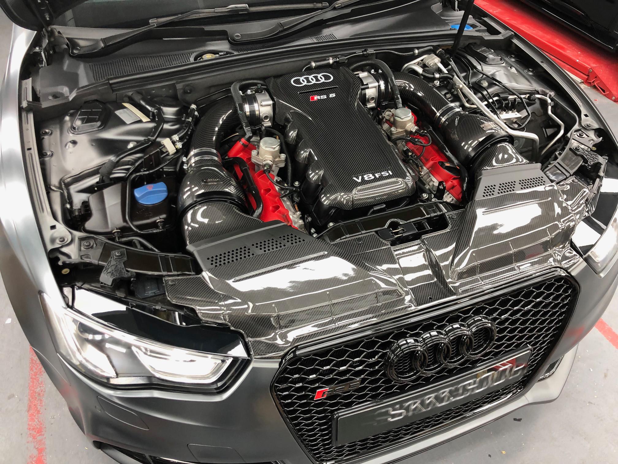 Eventuri Audi B8 Rs5 Carbon Fibre Slam Panel Ssdd Motorsport Ltd