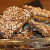 Decadent Specialty Sweets Toffee with chocolate and almonds