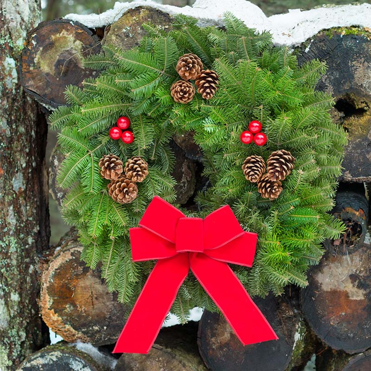 Downeaster Christmas Wreath