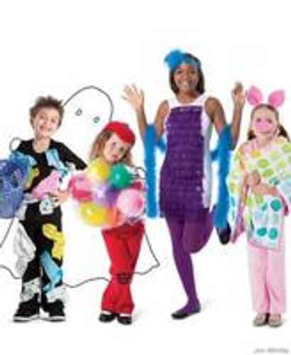 Easy Peasy DIY Halloween Costumes