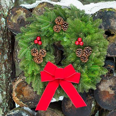 Downeaster Christmas Wreath