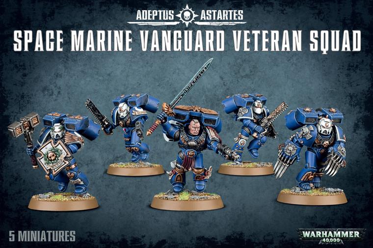 Vanguard Veteran Squad NIB