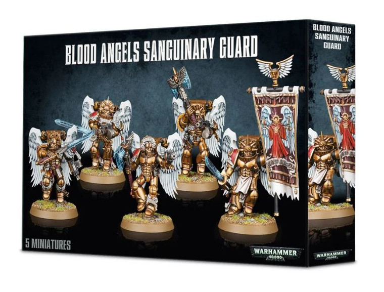 Sanguinary Guard NIB