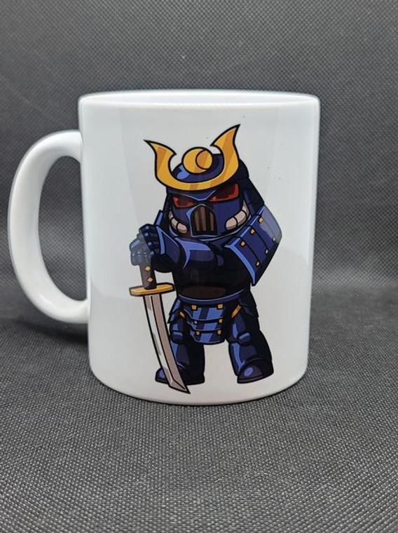 Art of War 40K Classic Mug