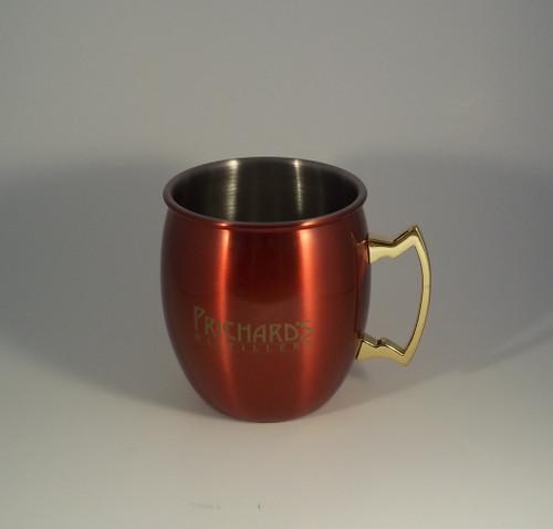 Red Moscow Mule Mug (16oz)