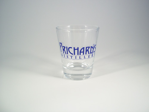 Prichard's Shot Glass