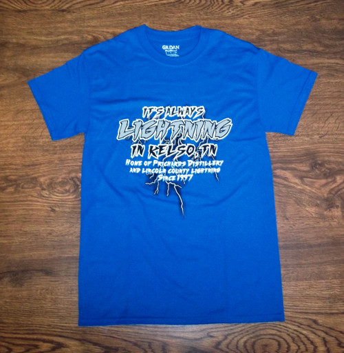 Prichard's Lincoln County Lightning T