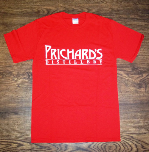 Prichard's Distillery Tee
