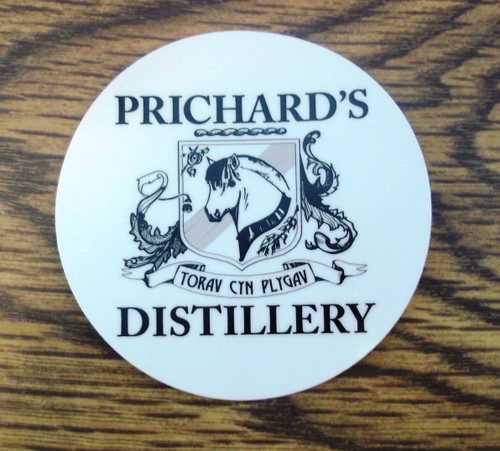 Prichard's Sticker