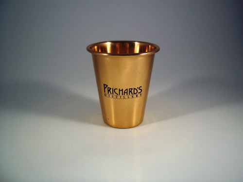 2 oz. Copper shot glass