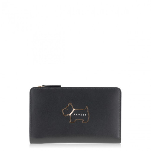 Radley Dog Outline Black