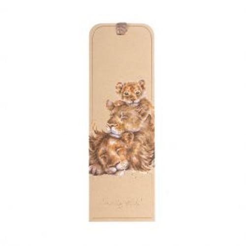 Wrendale Lion Bookmark
