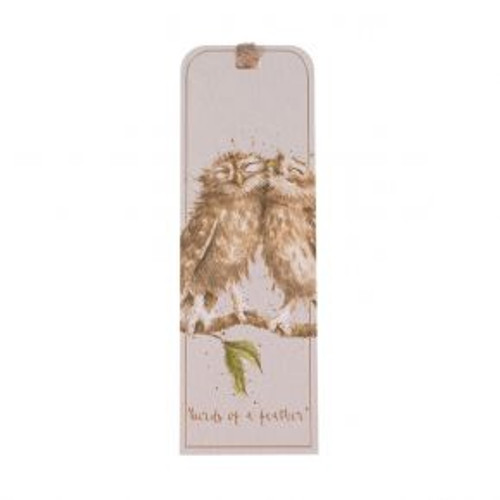 Wrendale Owl Bookmark