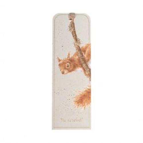 Wrendale Squirrel Bookmark