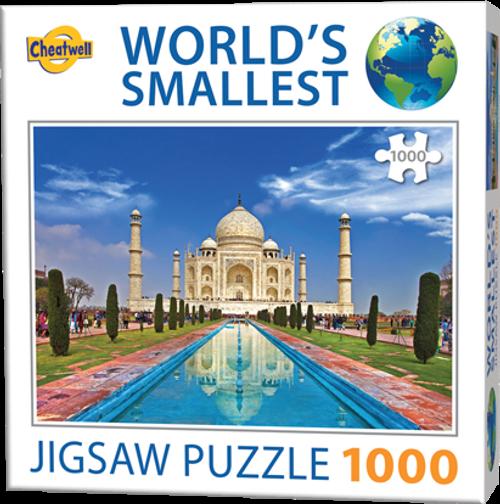 Cheatwell World's Smallest Jigsaw Taj Mahal