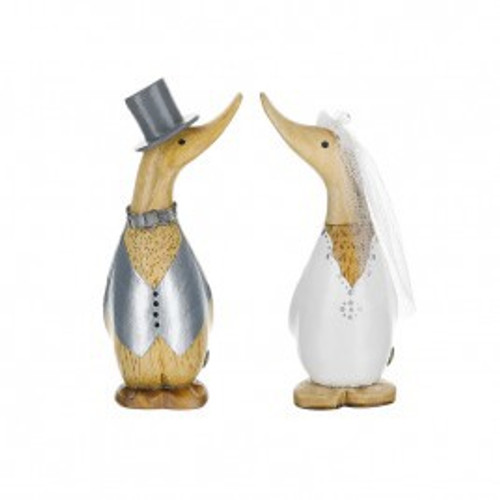 dcuk Mr& Mrs Wedding Duck Set