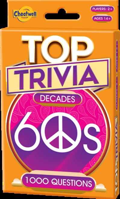 Cheatwell Top Trivia Decades 60's