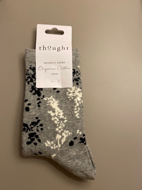 Thought Ladies Orpha Floral Bamboo Socks