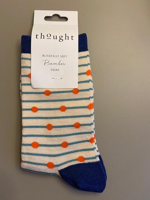 Thought Ladies Socks - Cream