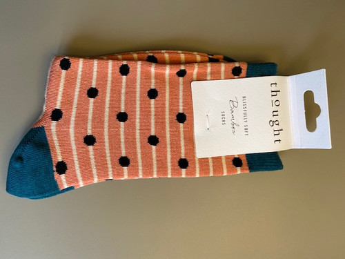 Thought Ladies Bamboo Socks SPW 482 - Apricot