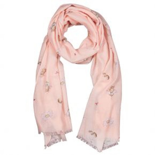 Wrendale Oops A Daisy Mouse Scarf