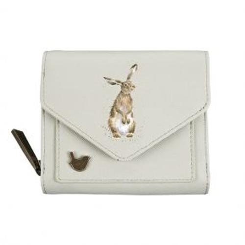 Wrendale Small Purse - Hare Brained
