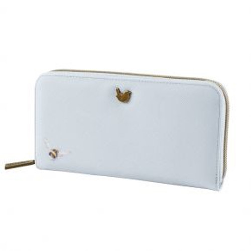 Wrendale Large Purse - Bumble Bee