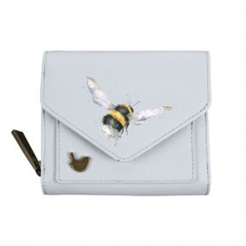 Wrendale Small Purse - Bumble Bee