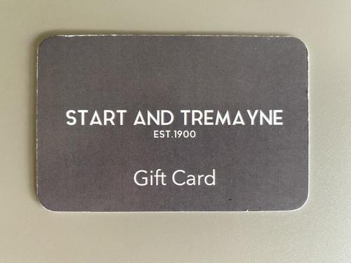 Gift Card £20.00