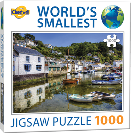 Cheatwell Worlds Smallest Puzzle Polperro
