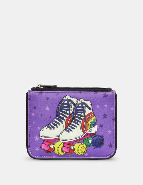 Yoshi Let The Good Times Roll Zip Top Purse
