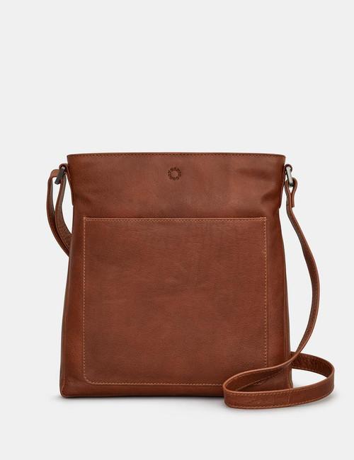 Yoshi Bryant Crossbody Bag - Brown