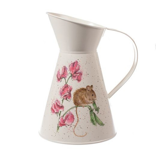 Wrendale 'The Pea Thief' Mouse Jug