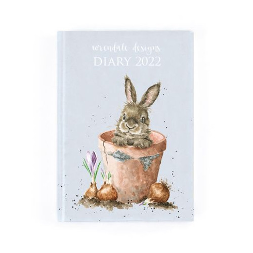 Wrendale A5 Desk Diary 2022