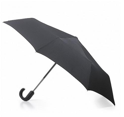 Fulton Open And Close Black Automatic Umbrella