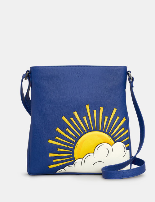 Yoshi Rise and Shine Crossbody Bag - Blue