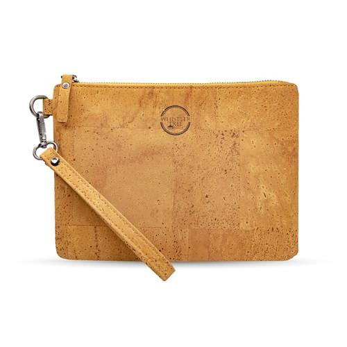 Whistler Tree Clutch Bag - Tan