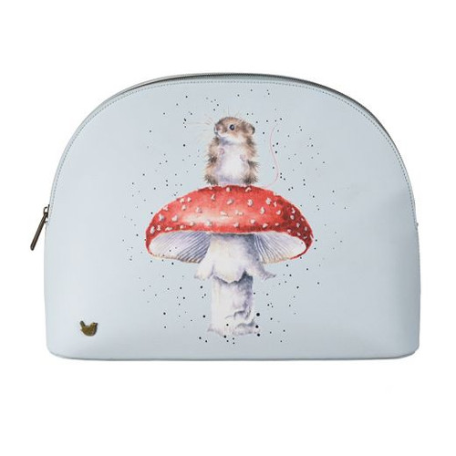 Wrendale Large Mouse Cosmetic Bag