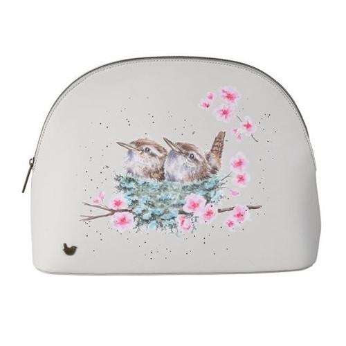 Wrendale Large Wren Cosmetic Bag