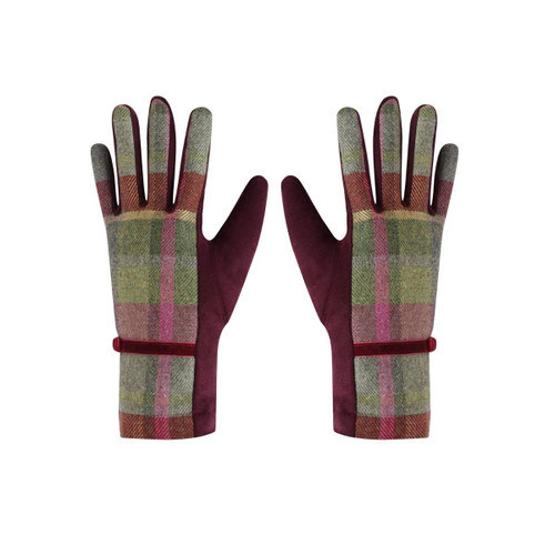 Earth Squared Ladies Gloves Clover